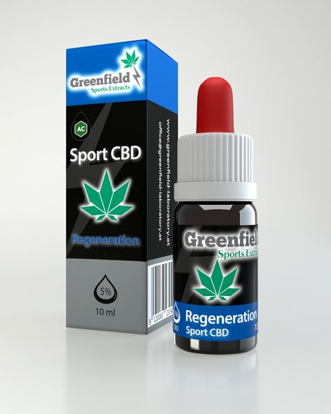 Sport CBD - Regeneration