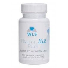 Vitamin B12 WLS, 60 Tabletts